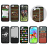 Protective Case/Cover for iPhone 5 SE 6 7 8 PLUS X XS 11 PRO MAX XR / HORSE RACE