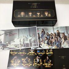 SNSD GIRLS GENERATION THE BEST NEW EDITION JAPAN Ltd CD + DVD + BOOK w/OBI F/S