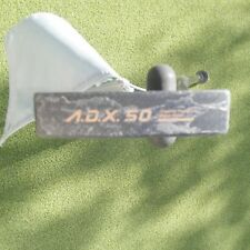 "UNIQUE VERY RARE YONEX ADX 50 GRAPHITE PRECISION MILLED PUTTER 36"" LONG GRAPH"