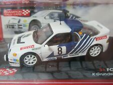 ALTAYA, FORD RS200, 8, Grundel, SWEDEN, NEW 1:43 Scale, CHAMPION RALLY CARS 1986