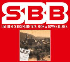 2CD SBB Live in Neckargemund1978. From a Town Called N.