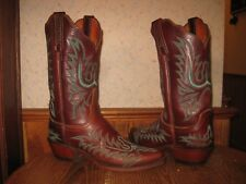 1883    By   Lucchese       Western  Boots      Made In USA       Womens  6  B