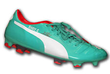 Puma evopower 2 firm ground football boots soccer cleats size 10 UK