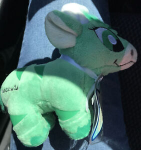 Neopets Keyquest Green Kau WITH UNUSED CODE