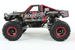 Tamiya Rock Socker 1/10 Crawler Truck Ready to Run Complete Package CR01 CR-01