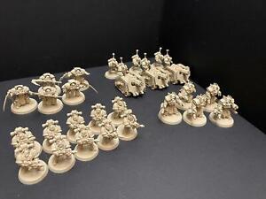 Warhammer 40k 30k death guard army horus heresy grave wardens deathshroud