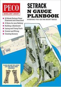 Setrack N Gauge Planbook - Peco publication IN-1