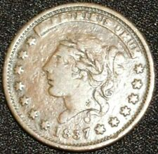 1837 HARD TIMES TOKEN HT 48 MILLIONS FOR DEFENSE NOT ONE CENT FOR TRIBUTE COIN