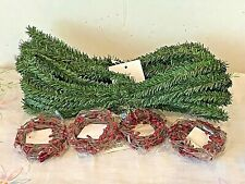 Finishing Supplies For All 7 Little House Needleworks Jack Frosts Tree Farm