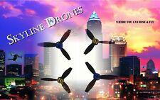 Parrot Bebop 2 Propellers 4 Black Blades