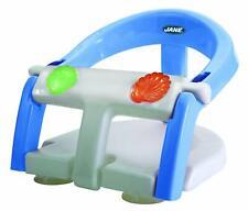 JANE FLUID BABY BATH RING SEAT IN BLUE BNIB