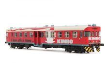 Rivarossi HR2489 - ALn668 3312 in livrea pubblicitaria KIMBO FS