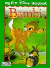 Bambi (My First Disney Storybook)-Felix Salten, Walt Disney
