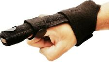 Relief Trigger Finger Splint Brace Straightening Curved Locked  Mallet
