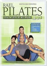 RAEL PILATES SYSTEM 17 - FITNESS HEALTH SPORT NEW DVD MOVIE SEALED
