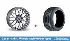 Aluminium A5 Winter Wheels with Tyres