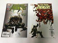 New Avengers 11 & 27 1st App Ronin & Hawkeye as Ronin Marvel MCU  Nice Copies