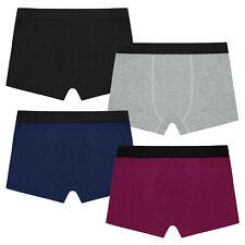 Mens Boxer Briefs Underwear Size M | 4 Pack | Comfort | Performance