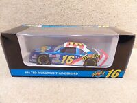 New 1995 Revell 1:24 Diecast NASCAR Ted Musgrave The Family Channel Thunderbird