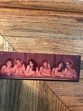 Sahara Hotel Casino Sahara Girls On Elbows Holding Bare Boobs Color Photograph