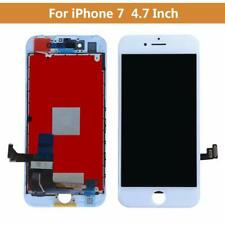 White LCD Touch Screen Assembly Repair Replacement LCD Display For IPhone 7 4X