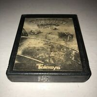 Demolition Herby Atari 2600 Game Cartridge Telesys NTSC Black&White Label Varian