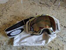 New listing Oakley Splice Ski Goggles, Vintage, White