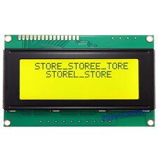HD44780 2004 LCD Display Modul Anzeigen 4x20 Zeichen Gelb für Arduino