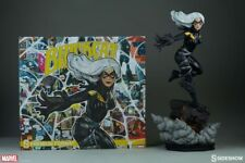 ★ STATUE BLACK CAT - MARVEL SPIDER-MAN - PREMIUM FORMAT SIDESHOW - EN STOCK ★