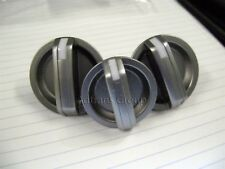 GENUINE FORD PK RANGER SET OF 3 A/C HEATER FAN SPEED TEMP VENT CONTROL KNOBS