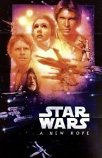 Star Wars™ A NEW HOPE Movie Poster DREW STRUZAN Cereal Exclusive