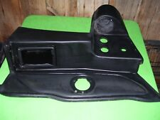 05 Skeeter ZX250 bass boat Glove Compartment Box SIDE PANEL TRIM Controls
