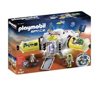 Playmobil #9487 Mars Space Station 187 Piece - New Factory Sealed Toy