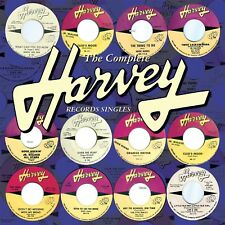COMPLETE HARVEY RECORDS  SINGLES CD NEUF
