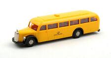 """Brekina HO 1:87 Bus/Coach - Mercedes-Benz O 5000 """"Deut. Bundespost"""" 5021 *BOXED*"""