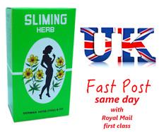 1. class -50 Bags GERMAN SLIMING HERB TEA Slimming Weight Loss calories burning
