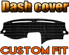 Fits 2004 - 2008 Acura Tsx Dash Cover Mat Dashboard Pad / Black (Fits: Acura Tsx)