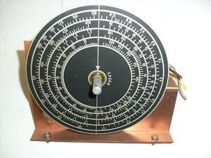 Vintage EICO Model 324 Signal Generator Ham Radio - AIR TUNER CAPACITOR