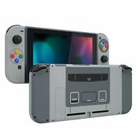 Nintendo Switch Soft Touch Grip Back Plate NS Joycon