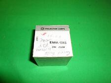 Ge General Electric Emm/Eks Projector Lamp Bulb & Original Box Nos New Old Stock