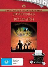 Pet Sematary (DVD, 2009)