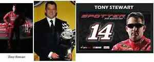 NASCAR Tony Stewart #14 Photo Cup with Awesome Pictures Dishwasher Safe NEW