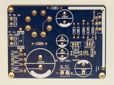 Kubota low noise HV regulator w/soft-starting for tube amplifiers PCB !!