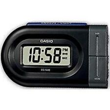 Casio DQ543 Digital Battery Beep Bedside Alarm Clock Snooze LED Backlight Black