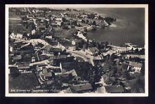 Germany BAD WIESSEE am Tegernsee Aerial RP PPC
