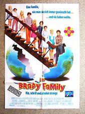 Filmposter / Poster  DIE BRADY FAMILY