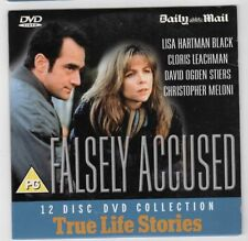 TRUE LIFE STORIES – Falsely Accused — Daily Mail promo DVD [PG]