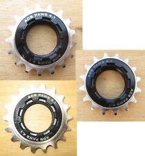 FreeWheel 14t 15t 16t 17t 18t BMX ACS Paws Single Speed Bike Gear Black/Nickel