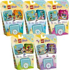LEGO Friends 41410 41411 41412 41413 41414 Sommer Würfel Cubic Brick N9/20