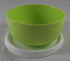 Tupperware Ergonomica Ergonomic 550 ml Schüssel mit Deckel Limegrün Weiß Neu OVP